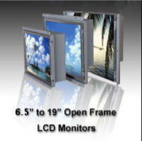 Industrial cnc Monitor Open Frame