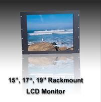Industrial cnc Monitor, Rackmount industrial monitor, Replacement industrial lcd monitors