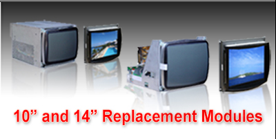 Industrial Color cnc Monitor CRT Replacement Monitors, industrial crt monitors, industrial replacement crt monitor