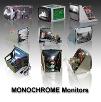 Customized LCD Monitors, envisioned lcd monitors, industrial cnc monitors